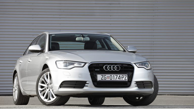 Audi Silver Used