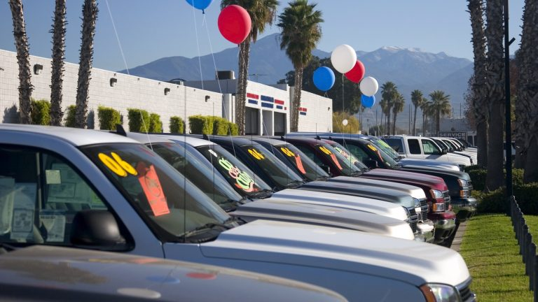 Used Cars, Trucks and SUVs Dealership