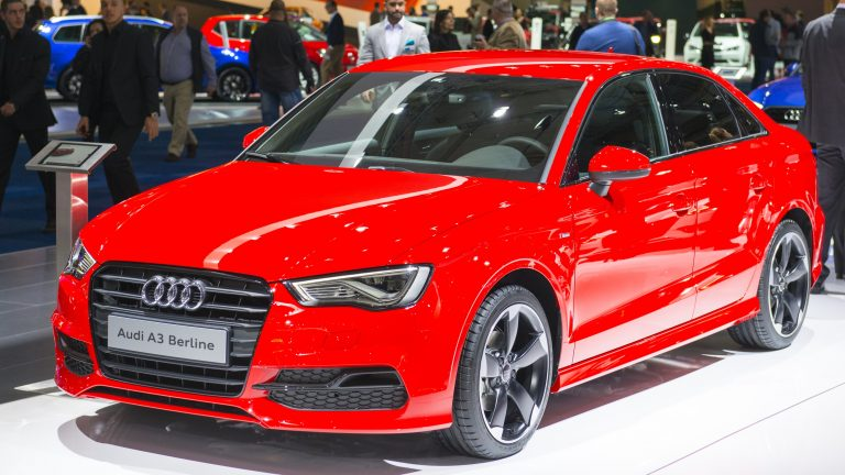 Coming This October: The 2017 Audi A3