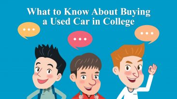 What to Know About Buying a Used Car in College