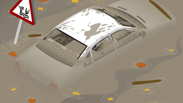 Buyer Beware of Flood-Damaged Vehicles