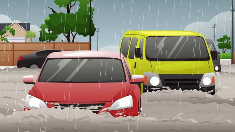 Used Car Shoppers to Beware of Flooded Cars