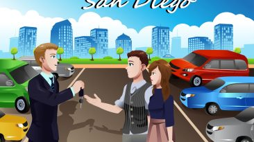 Shopping for Used Cars in San Diego