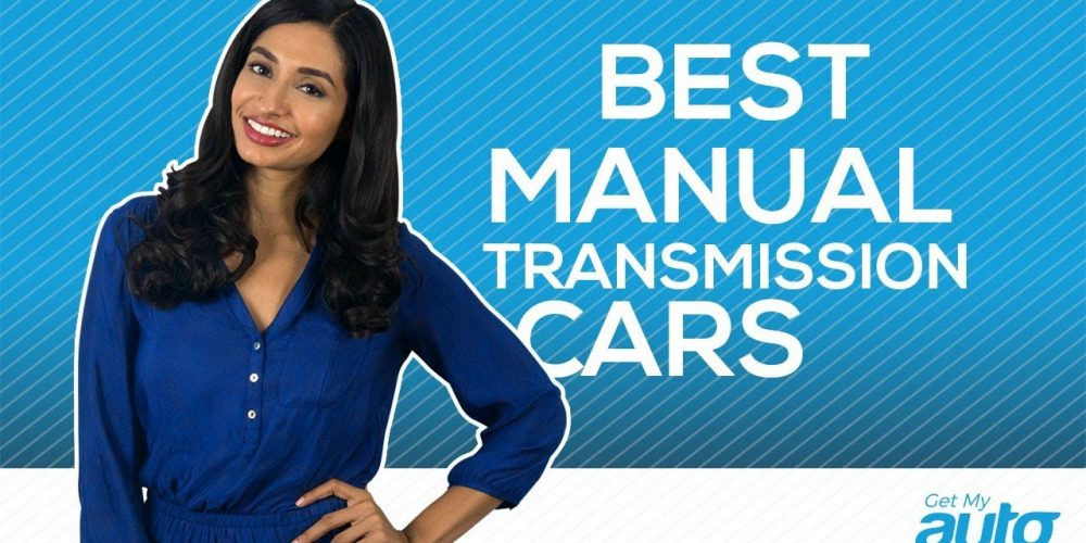 Are These the Best Manual Transmission Cars GetMyAuto