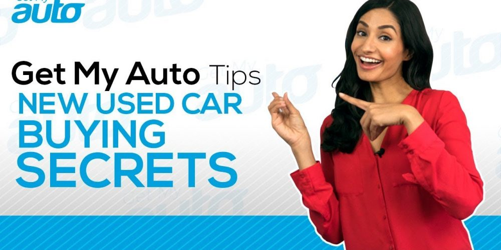 New Used Car Buying Secrets GetMyAuto