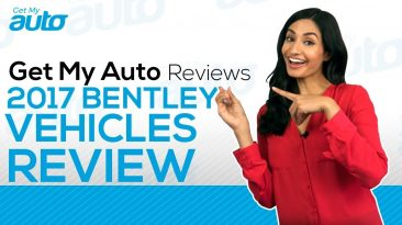 2017 Bentley Vehicles Review GetMyAuto