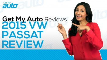 Get My Auto Reviews the 2015 VW Passat GetMyAuto