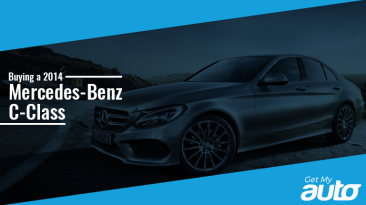 Buying a 2014 Mercedes Benz C Class GetMyAuto