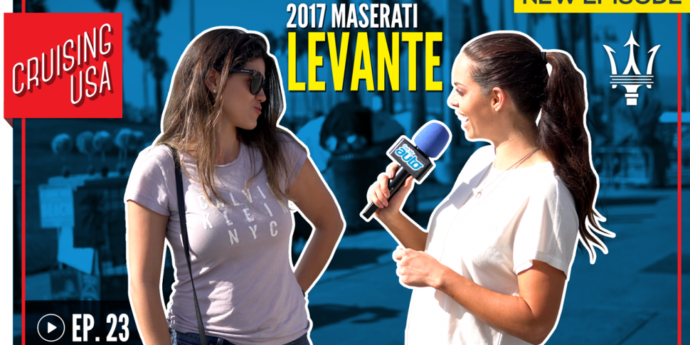 Recapping Cruising USA, Episode 23 Levante Maserati-GetMyAuto
