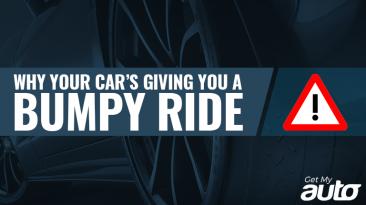 Why Your Car's Giving You a Bumpy Ride GetMyAuto