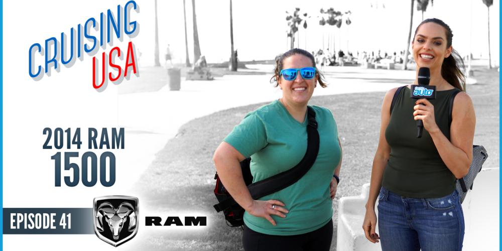 Recapping Cruising USA Episode 41: 2014 Dodge Ram 1500 Quad Cab GetMyAuto