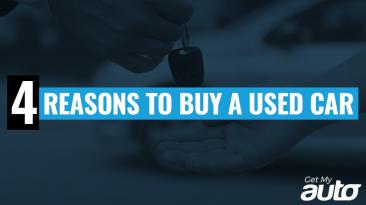 4 Reasons to Buy a Used Car GetMyAuto