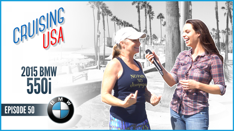 Recapping Cruising USA Episode 50: BMW 550 GetMyAuto