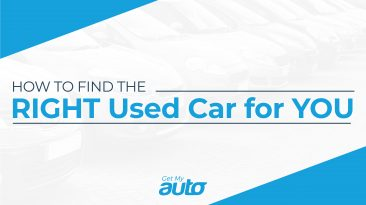 How to Find the Right Used Car for You GetMyAuto