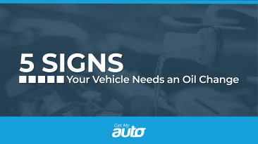 5 Signs Your Vehicle Needs an Oil Change GetMyAuto